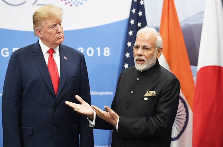 Donald Trump mocks PM Modi