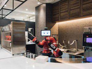 Hotel fires robotic staff