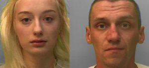 couple jailed for breaking 28 bones in baby's body