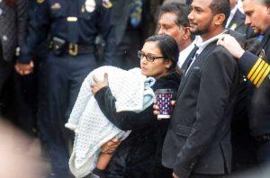 Trump calls Indian-origin police officer national hero