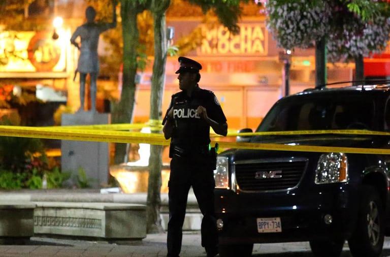 Toronto hit shootings record 2018