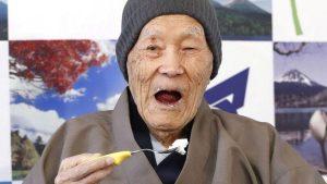 World's oldest man dies