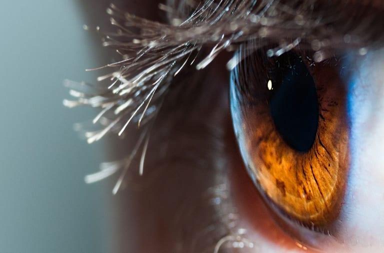 Phone Burned 500 Holes In Woman's Eye