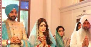 yuvraj mansi wedding