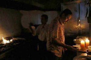 Venezuelan blackout